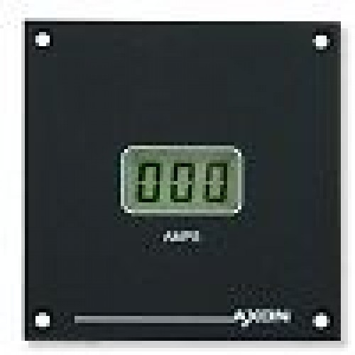Axon Digital Ammeter Panel 12 volts