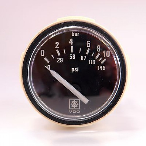 VDO Engine Oil Pressure Gauge N02 120 617