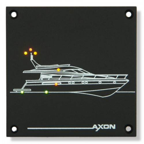12v LED Boat Mimic Panel - Motorboat / Small