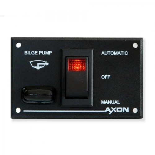 Automatic Bilge Pump Switch / Fuse Panel