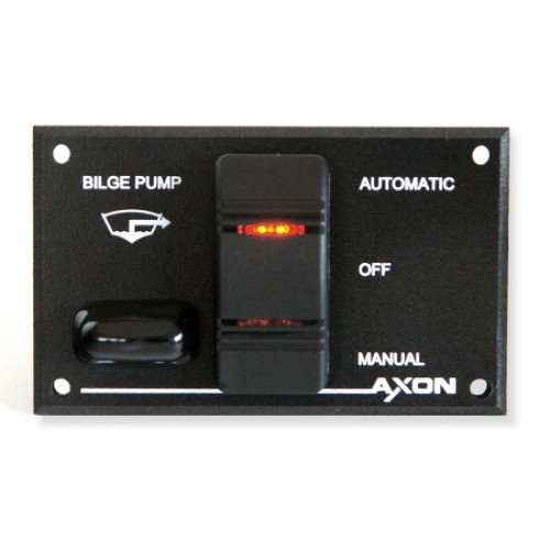 Automatic Water-Resistant Bilge Pump / Switch Fuse Panel