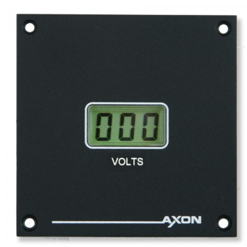 Digital Voltmeter Panel - DC
